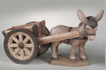 Large Donkey Cart