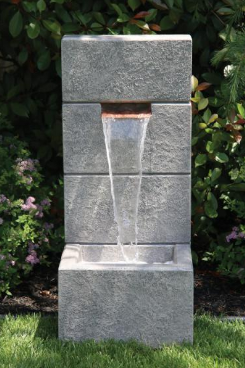 """36"""" Anaconda Block Fountain"""