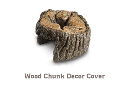 Wood Chunk Decor Cover