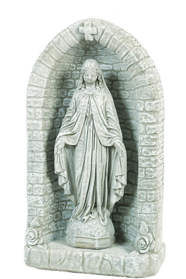 Mary and Rose Grotto Set