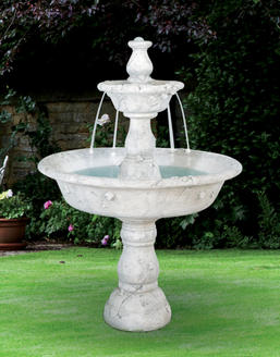 Large Tazza Tier Fountain
