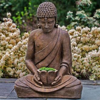 Campania Lotus Buddha