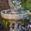 Thumbnail: Three Tier Frog Stone Fountain