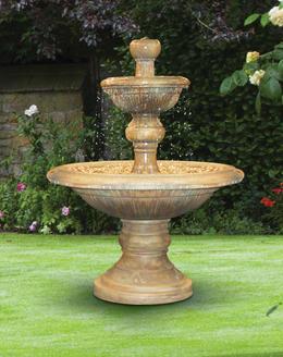 Traviata Two-tier Fountain