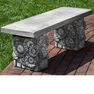 Campania Sunflower Bench
