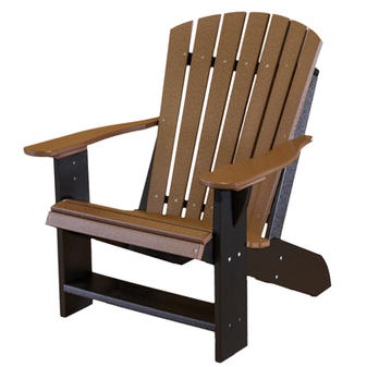 Two Toned Heritage Adirondack Chair