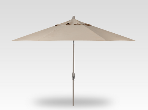 11' Autotilt Umbrella with Crank