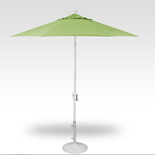 7.5'Push Button Crank Umbrella