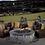 Thumbnail: Montecito set of 2 Swivel Rocker Club Chair