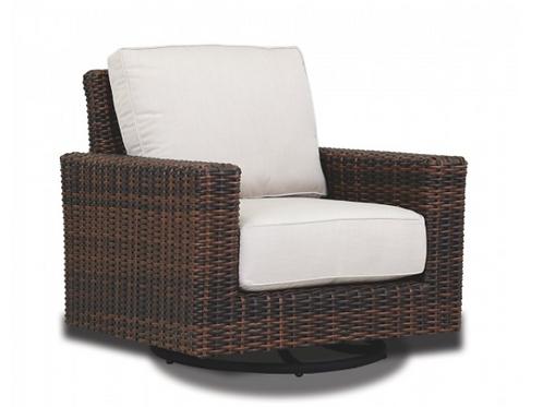 Montecito set of 2 Swivel Rocker Club Chair