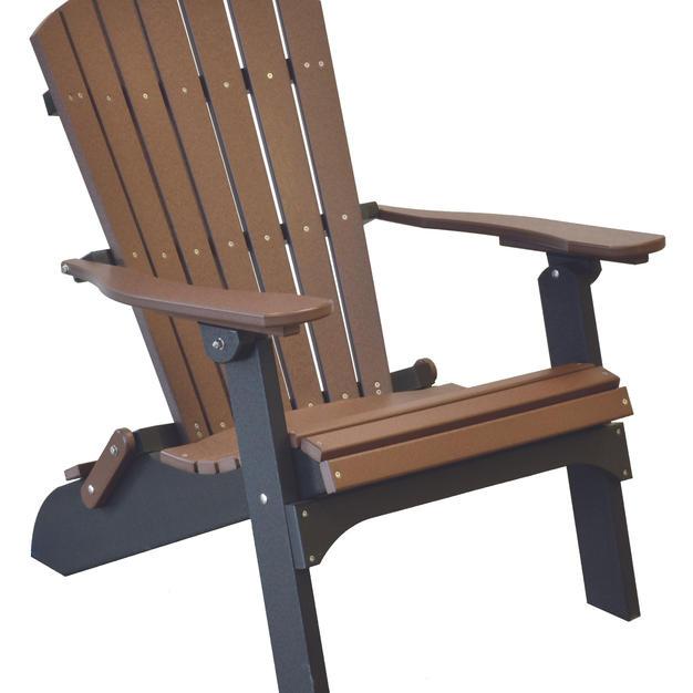 Heritage Folding Adirondack Chair