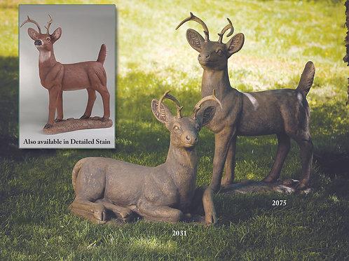 """32"""" Standing Deer"""