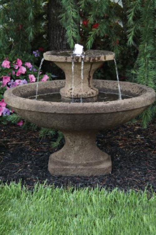 "23"" Two Tier Bella Fountain"