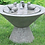 Thumbnail: Funneled Fountain with Birds on Pedestal