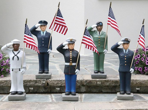 Military Statues