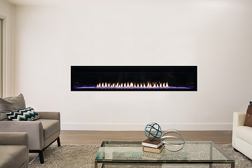 "72"" Vent Free Linear Gas Fireplace"
