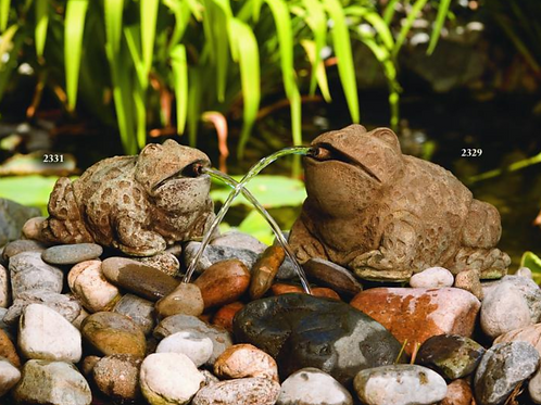 Large Bullfrog-Plumbed