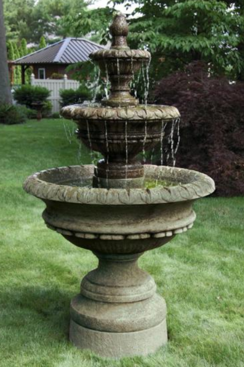 "71"" Chanticleer Fountain"