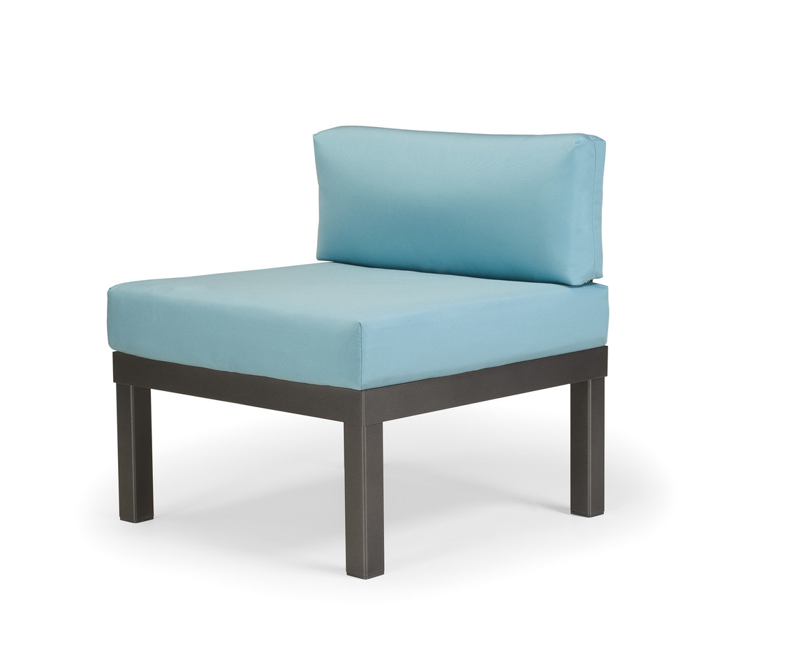 Ashbee Cushion Armless Chair