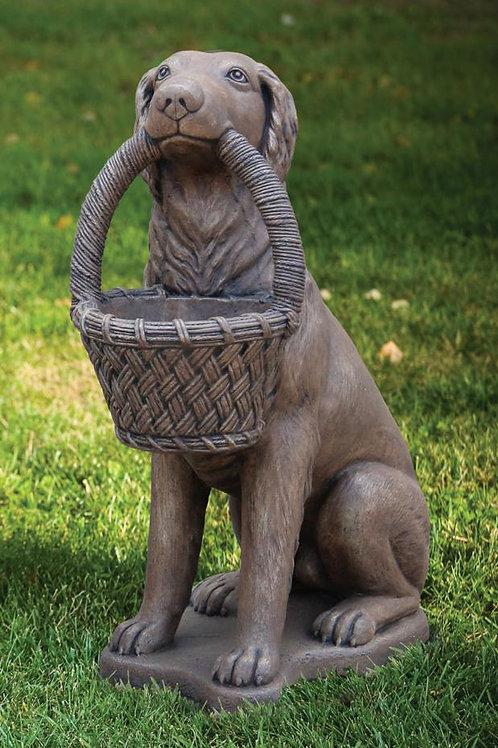"""32"""" Retriever Right with Basket Planter"""