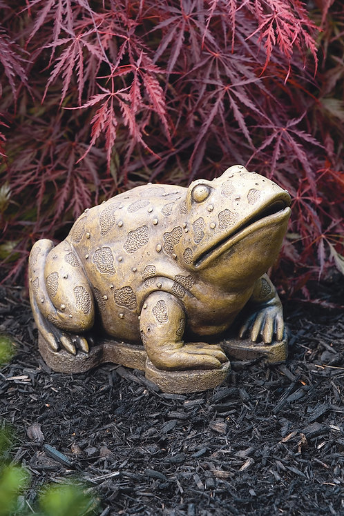 """7"""" dimple frog"""