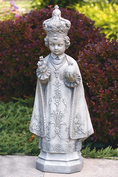 "25"" Infant Of Prague"