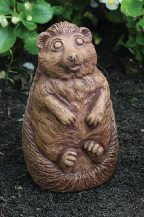 """9"""" Sitting Hedgehog"""