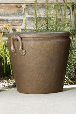 "20"" Jasmine Handled Planter"