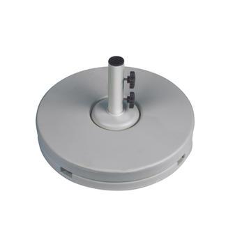 Stackable Resin Plate Umbrella Base