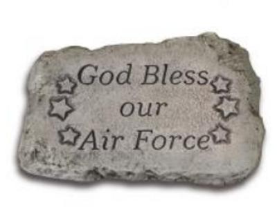 "10""  Stone-Air Force"