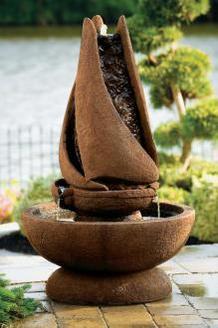 """40"""" Sail Away Fountain"""