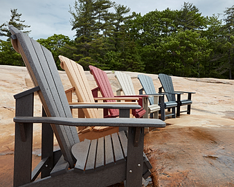 Sunline Patio And Fireside Adirondacks