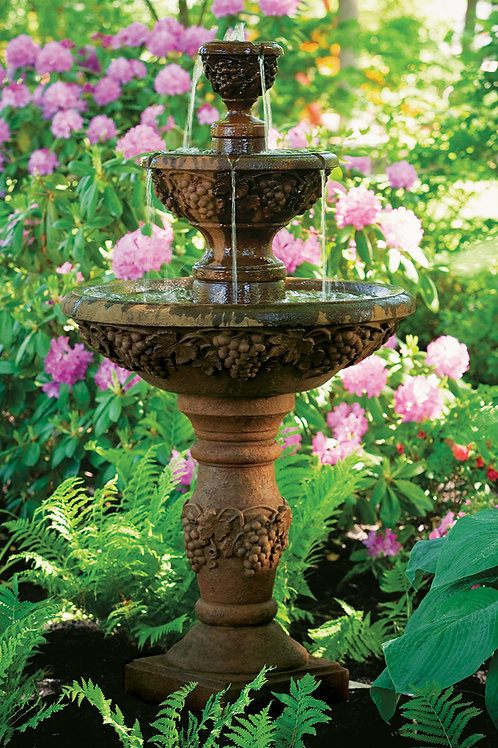 "57"" Three Tier Sonoma Fountain"