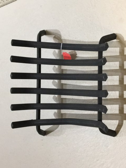 Small wood grate