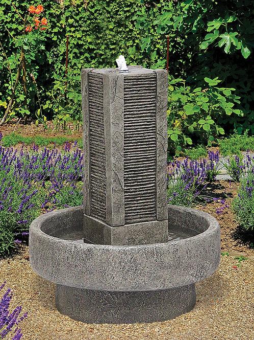 Slate Tower Fountain