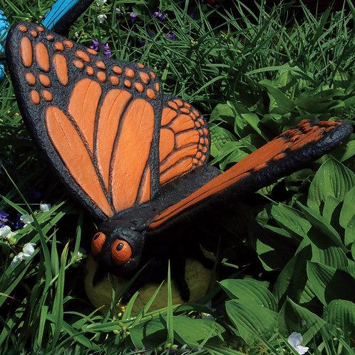 Large Butterfly – Orange