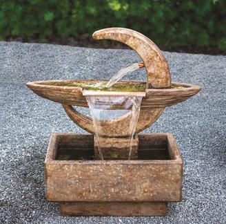 Moon Dance Fountain