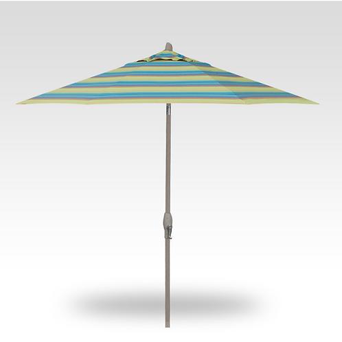 9' Auto Tilt Crank Umbrella