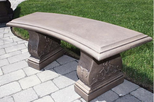 Jubilee Curved Bench