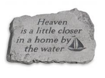 "10"" stone-heaven is a little closer...."