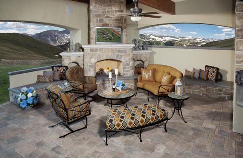 Sunline Patio Amp Fireside Danvers Ma Wrought Iron Furniture