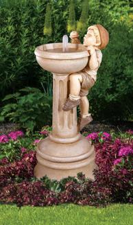Jack's Dilemma Fountain