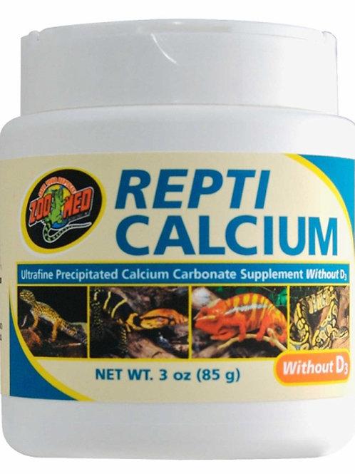 Repti Calcium w/o D3