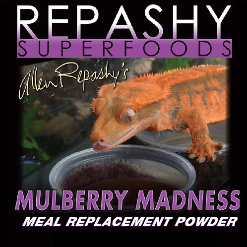 Mulberry Madness Crested Gecko Diet