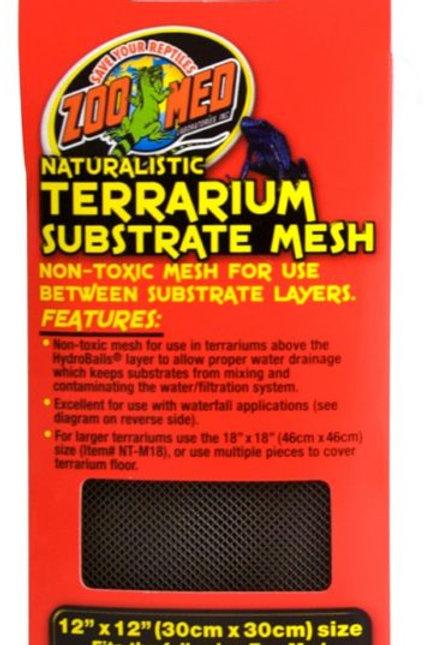 Naturalistic Terrarium® Substrate Mesh