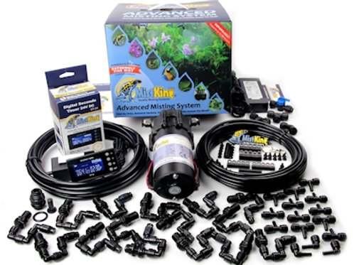 MistKing Advanced Misting System - 4th generation