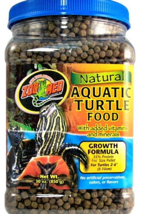 Aquatic Turtle Food Growth Formula Zoo Med