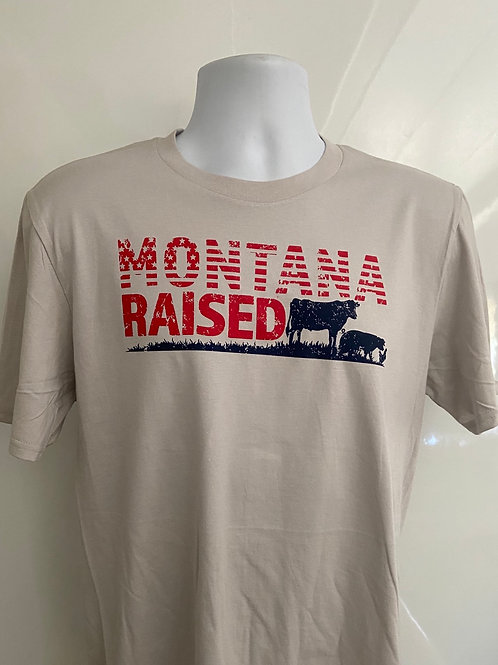 Montana Raised T-Shirts
