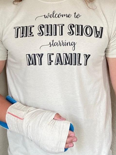 The Shit Show Shirt