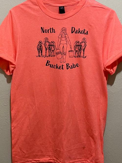 Bucket Babe Goat T-shirt